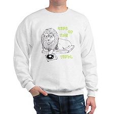 King Of The Vinyl Sweatshirt