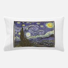 Van Gogh Starry Night Pillow Case