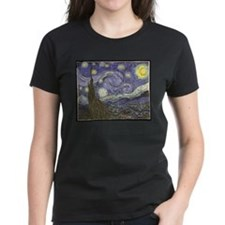 Van Gogh Starry Night Tee