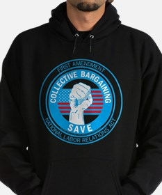 Save Collective Bargaining Hoodie