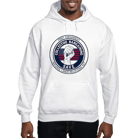 Save Collective Bargaining Hooded Sweatshirt