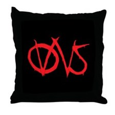 OWS Occupy Wall Street Throw Pillow
