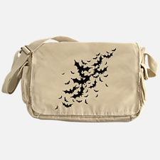 Lots Of Bats Messenger Bag