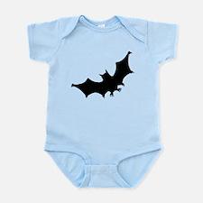 Bat Silhouette Infant Bodysuit