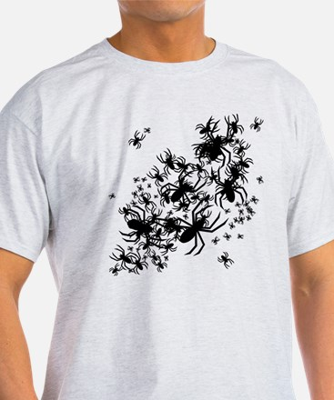Lots Of Spiders T-Shirt