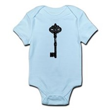 Skeleton Key Infant Bodysuit