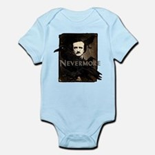 Poe Raven Nevermore Infant Bodysuit