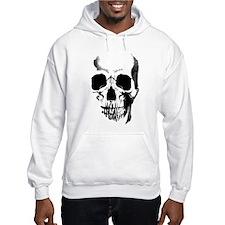 Skull Face Hoodie Sweatshirt