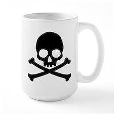 Simple Skull And Crossbones Mug
