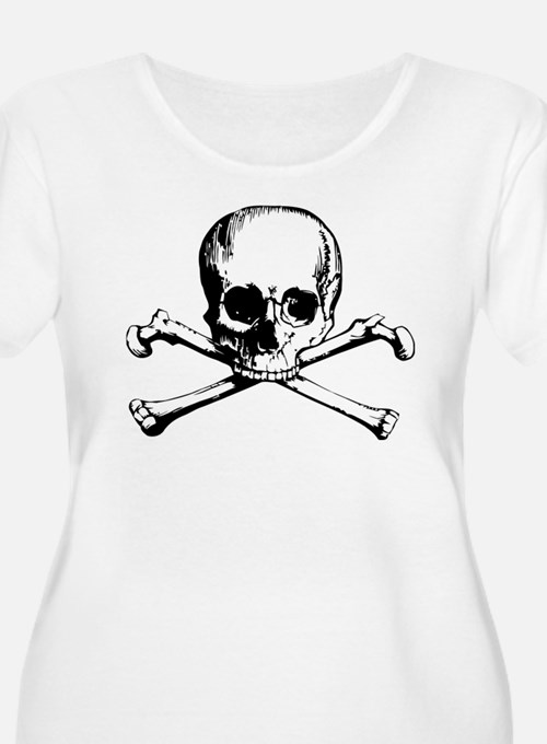 Classic Skull And Crossbones T-Shirt