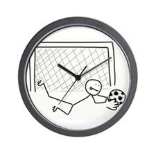 Nice Save! Wall Clock