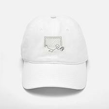 Nice Save! Baseball Baseball Cap