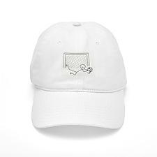 Nice Save! Baseball Cap