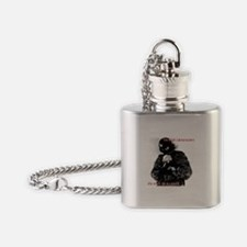 Animal Liberation Flask Necklace