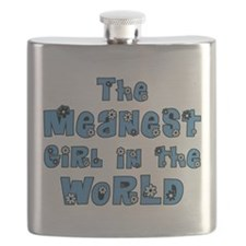The Meanest Girl In The World Flask