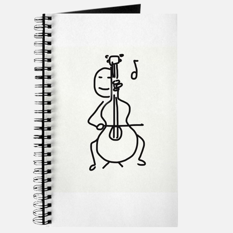 Palo Plays the Cello Journal