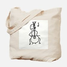 Palo Plays the Cello Tote Bag
