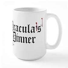 Dracula's Dinner Mug