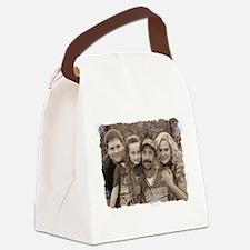 Custom photo Canvas Lunch Bag