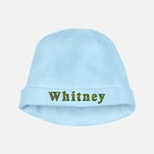 Whitney Floral baby hat