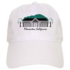 Pleasanton Museum Baseball Cap