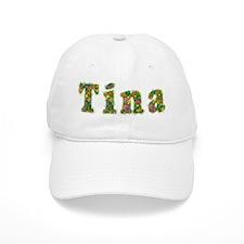 Tina Floral Baseball Cap