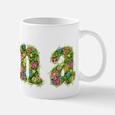 Tina Floral Mug