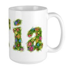 Tia Floral Mug