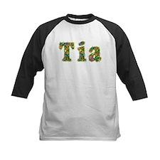 Tia Floral Tee