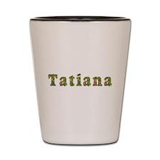 Tatiana Floral Shot Glass