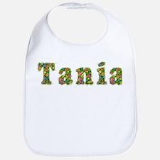 Tania Floral Bib