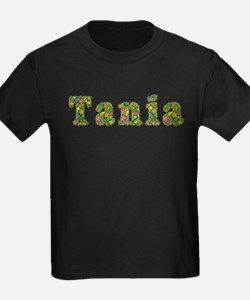 Tania Floral T