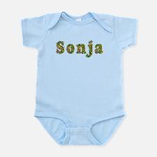 Sonja Floral Infant Bodysuit