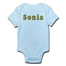 Sonia Floral Infant Bodysuit