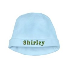 Shirley Floral baby hat