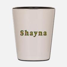 Shayna Floral Shot Glass