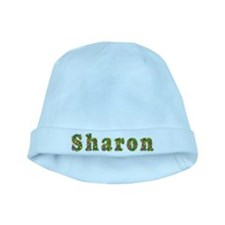Sharon Floral baby hat