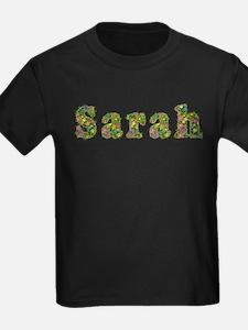 Sarah Floral T