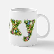 Roxy Floral Mug