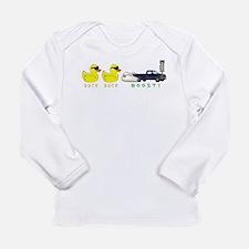 Duck Duck Boost Long Sleeve Infant T-Shirt