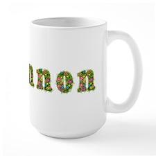 Rhiannon Floral Mug