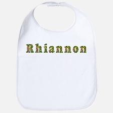 Rhiannon Floral Bib