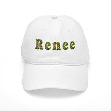 Renee Floral Baseball Cap