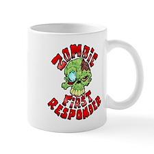 Zombie First Responder Mug