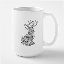 Jackalope Large Mug