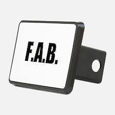 F.A.B. Hitch Cover