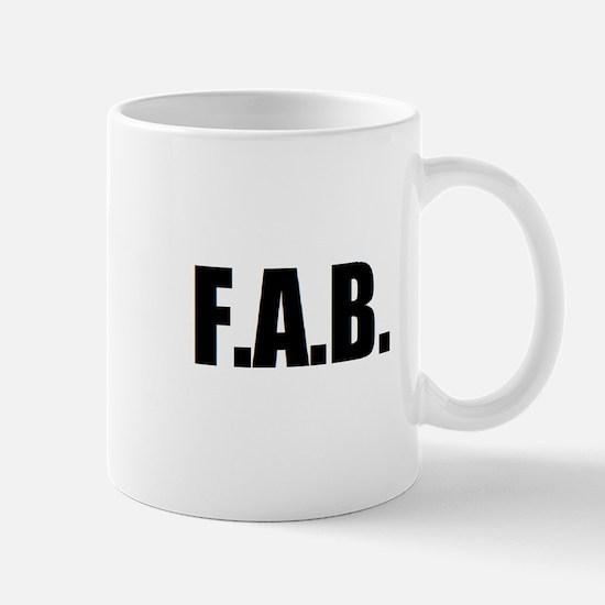 F.A.B. Mug