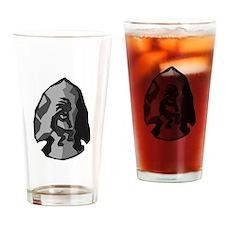 Arrowhead Drinking Glass
