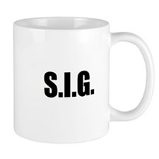 S.I.G. Mug