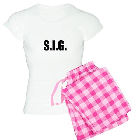 S.I.G. Women's Light Pajamas